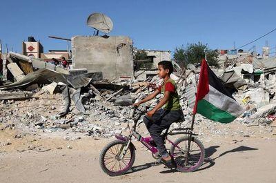 Blinken antepone reconstrucción de Gaza al proceso de paz palestino-israelí