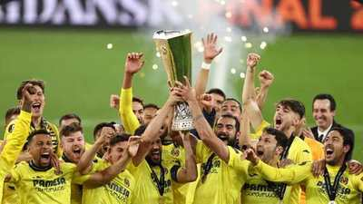 Villarreal es campeón de la Europa League tras ganar en los penales a Manchester United