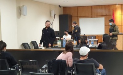 Rodrigo Florentin condenado a 4 años y 6 meses por doble homicidio
