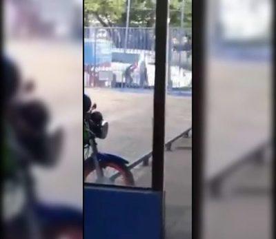 Cinco sujetos armados asaltaron a una pareja en Alto Paraná