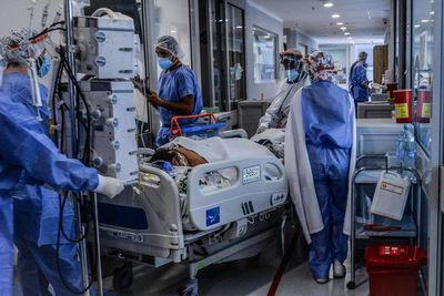 Colombia registra récord de 23.487 contagios diarios de coronavirus