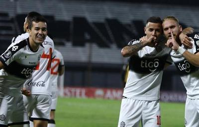 Hazaña y a Octavos: Olimpia goleó a Táchira por 6-0
