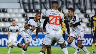 ¡Ambicioso! Olimpia le dio un baile de 6-2 al Deportivo Táchira en la Copa Libertadores