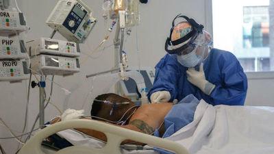 Coronavirus deja nuevamente 110 finados y 3.307 contagiados