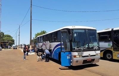 Riguroso control sobre SACOLEIROS en el Brasil