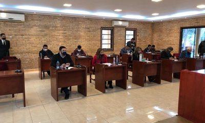 Concejales condicionan rapiñar el municipio para elegir al sucesor de Miguel Prieto