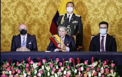 """""""Ley mordaza"""" será derogada en Ecuador, prometió Lasso"""