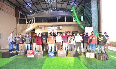 Juan Ángel Núñez recibe respaldo de unos 100 trabajadores de delivery de C. del Este – Diario TNPRESS