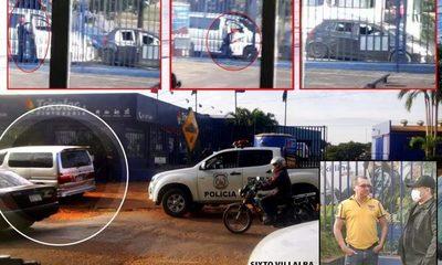 Delincuentes fuertemente armados asestan un atraco, pero se habrían equivocado de objetivo – Diario TNPRESS