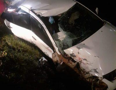 Una familia completa muere en accidente sobre Ruta PY 06 – Diario TNPRESS