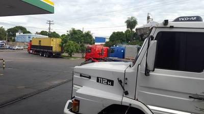 Paro de transportistas de carga entra en cuarto intermedio