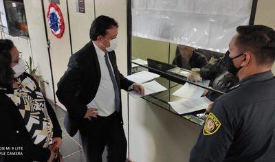 Denuncian en la Fiscalía los robos deSandra de Zacarías, ya que Prieto no lo hace