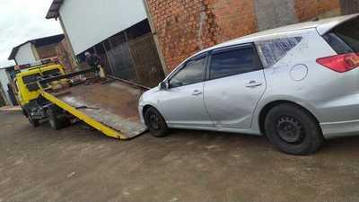 Presidente Franco: Recuperan vehículo robado en Ciudad del Este hace una semana