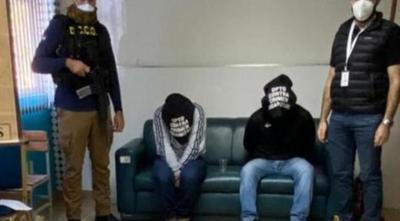 Jefe regional de la Senad es detenido por presunto pedido de coima – Prensa 5