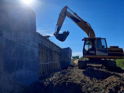 Construcción de puentes en la Región Oriental beneficiará a 10.000 pobladores