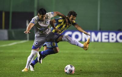 Paraguayos se despiden de la Sudamericana