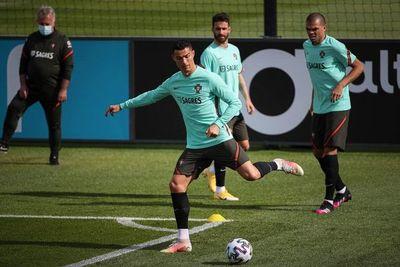 Portugal arranca la preparación de la Eurocopa como defensora del título