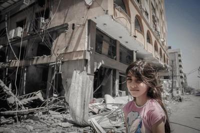 Los niños se llevan los golpes más duros de la violencia en Gaza – Prensa 5