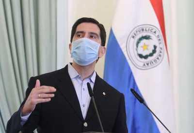 Tendremos muchas vacunas en 10 días, según Federico González