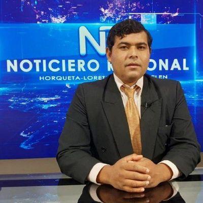 Covid-19 se cobra la vida de joven periodista de Horqueta