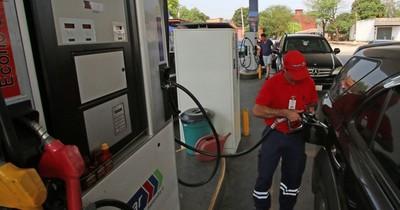 La Nación / Petropar sube precios desde las 00:00 de este sábado