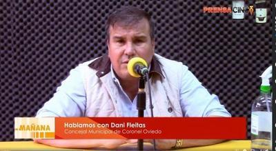 """Dani Fleitas:""""Es momento que unamos fuerza la ciudadanía nos necesita"""" – Prensa 5"""