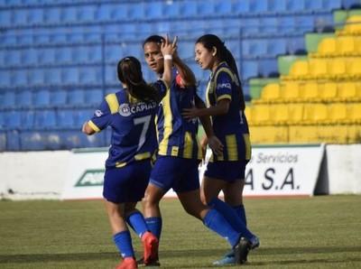 Deportivo Capiatá se sube a la cima