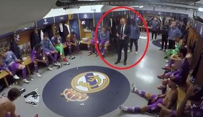 Recuerdan charla de Zidane que cambió una final de Champions