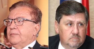 La Nación / Nicanor propone tregua a Llano para frenar denuncias en su contra