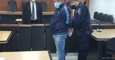 La Nación / Alto Paraguay: ratifican prisión preventiva de Waldimiro Imas, imputado por tráfico de cocaína