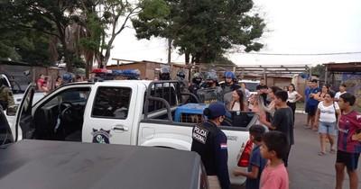 La Nación / Microtráfico en la Chacarita: incautan unas 2.000 dosis de droga y G. 20 millones producto de la venta