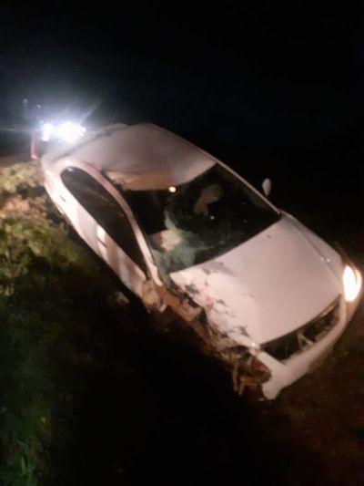 Imputan a automovilista por choque con cuatro fallecidos