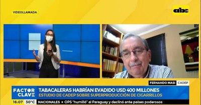 La Nación / Generaron información tendenciosa que golpeó al gremio y al país