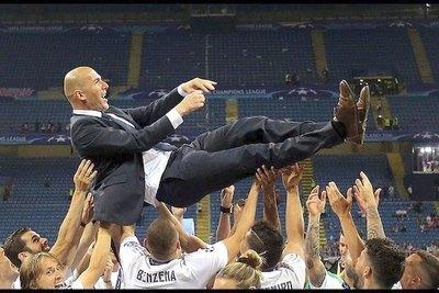 Crónica / Zidane declara so'o y se va del Real Madrid