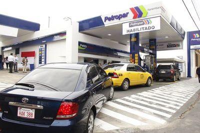 Petropar subirá el precio de sus combustibles desde el sábado