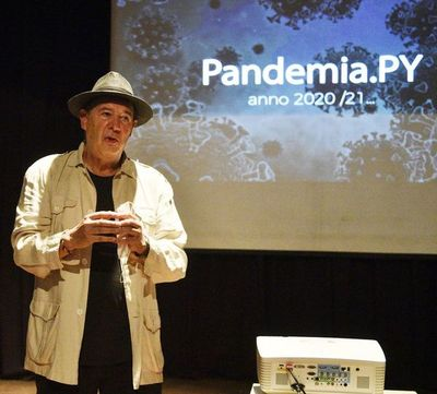 """Pandemia.PY"" revela tráiler"