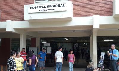 Garantizan insumos para el Hospital de Coronel Oviedo