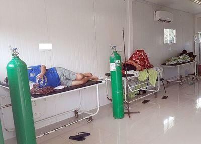 """Según Salud Pública, no falta oxígeno y las muertes se debieron a """"complicaciones"""""""