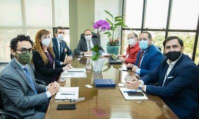 Embajador británico manifestó la posibilidad de fortalecer cooperación con Paraguay