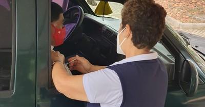 La Nación / Se inició primer autovac en el Este en el Parque Lineal del Área 1