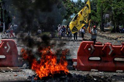 Organizaciones denuncian 59 homicidios en un mes de protestas en Colombia
