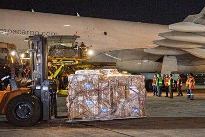 134.000 vacunas del mecanismo Covax están camino a Paraguay