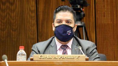 Carlos Portillo busca volver a Diputados