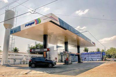 Petropar reajusta el precio de sus combustibles desde este sábado