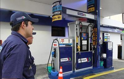 Petropar: finalmente, anunciaron la suba de precios de sus combustibles