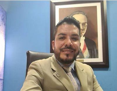 Carlos Portillo acciona ante la Corte para retornar al Congreso