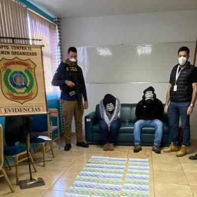 Prisión preventiva para jefe regional de la Senad
