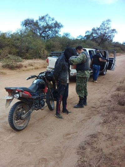 Detienen a sospechoso de homicidio en el Chaco