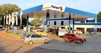 La Nación / Petropar establece nuevos precios de sus combustibles