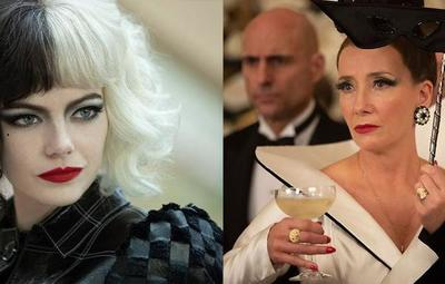 """Gran estreno de """"Cruella"""": Stone y Thompson dan detalles detrás de la cinta"""